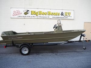 New Lowe Roughneck 1860 PathfinderRoughneck 1860 Pathfinder Freshwater Fishing Boat For Sale