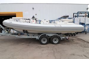 Used Novurania Launch 650Launch 650 Tender Boat For Sale