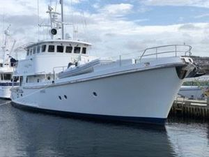 Used Nordhavn Pilothouse Boat For Sale