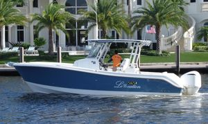 Used Edgewater 280CC Saltwater Fishing Boat For Sale