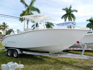 New Cape Horn 22 OS22 OS Saltwater Fishing Boat For Sale
