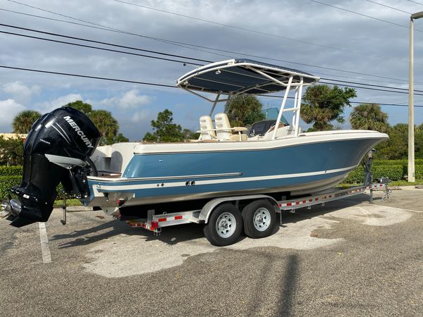 Used Chris-Craft 290 Catalina290 Catalina Center Console Fishing Boat For Sale