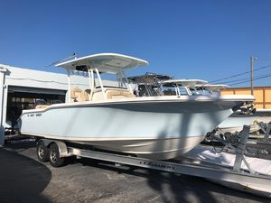 New Key West 263 FS263 FS Center Console Fishing Boat For Sale
