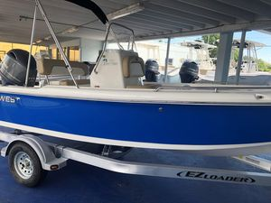 New Key West 1720 CC1720 CC Center Console Fishing Boat For Sale