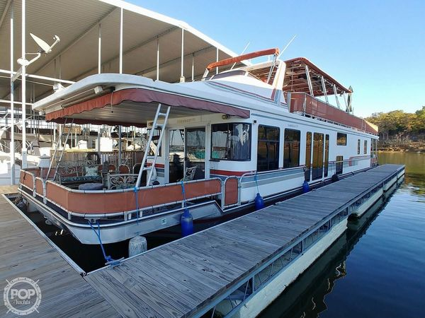 Used Sumerset 80 House Boat For Sale
