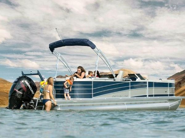 New Berkshire 25CL 3.025CL 3.0 Pontoon Boat For Sale