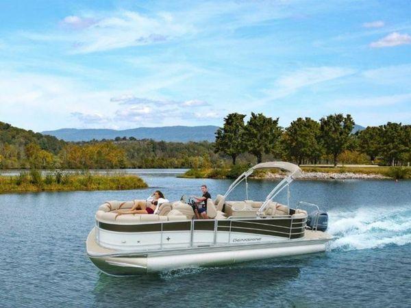New Berkshire 23RFX 2.7523RFX 2.75 Pontoon Boat For Sale