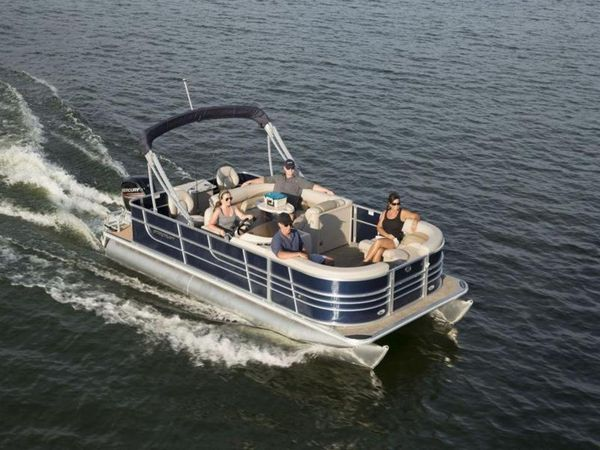 New Starcraft EX 20 CFEX 20 CF Pontoon Boat For Sale