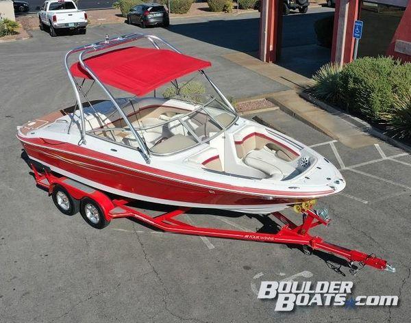 Used Four Winns 210 Horizon210 Horizon Bowrider Boat For Sale