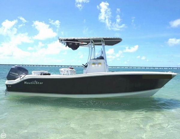 Used Nautic Star 2000XS Center Console Fishing Boat For Sale