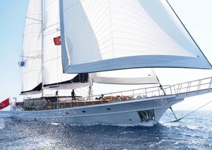 Used Ketch Pax Navi Yachts Ketch Sailboat For Sale
