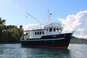 Used Cape Horn Trawler Boat For Sale