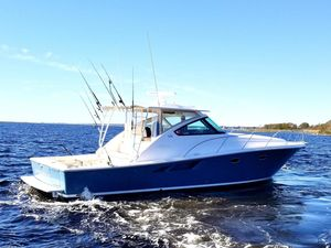 Used Tiara 4300 Open Express Cruiser Boat For Sale