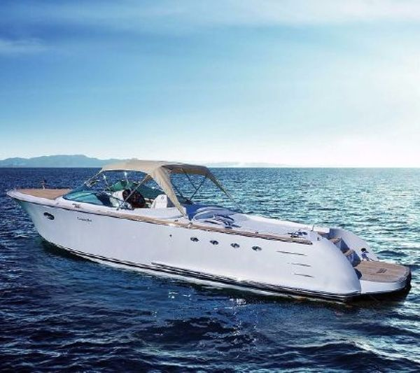 Used Comitti Venezia 34 Classic Runabout Boat For Sale