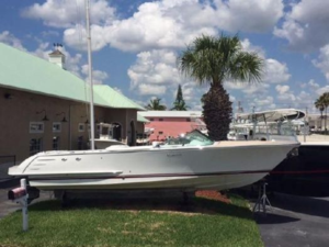 Used Comitti Venezia 28 Classic Runabout Boat For Sale
