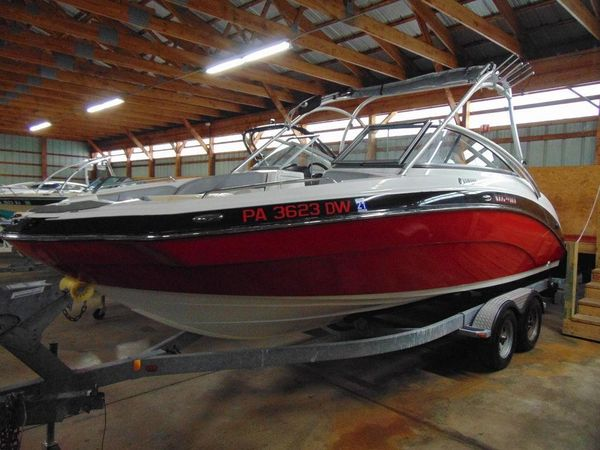 Used Yamaha Boats 24FT AR240 High Output24FT AR240 High Output Bowrider Boat For Sale