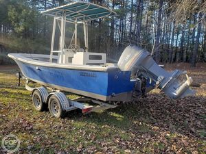 Used Privateer 2100 ROAMER II Center Console Fishing Boat For Sale