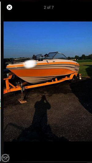 Used Tahoe Q6 Runabout Boat For Sale
