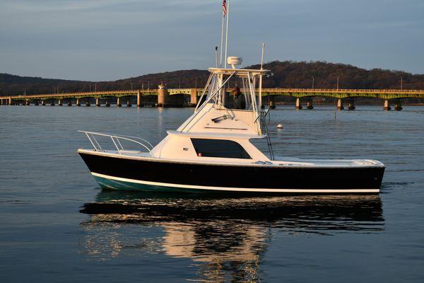 Used Bertram 31 Sportfisher31 Sportfisher Sports Fishing Boat For Sale