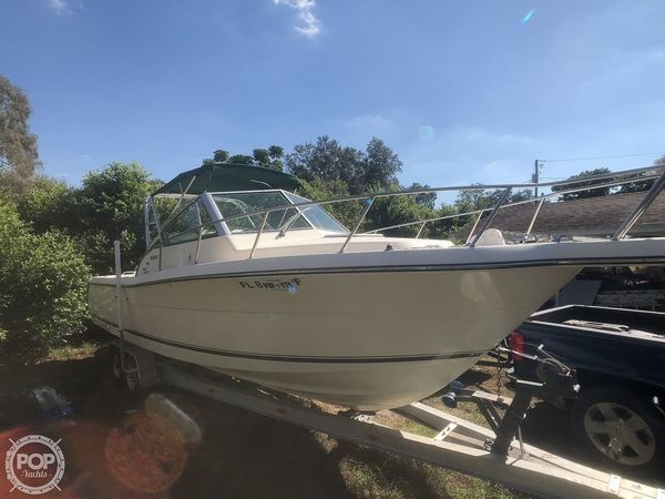 Used Pursuit Denali 2860 Walkaround Fishing Boat For Sale