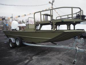 New Lowe Roughneck 1860 ArcherRoughneck 1860 Archer Jon Boat For Sale