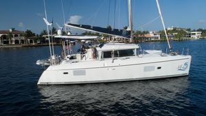 Used Lagoon Catamaran Sailboat For Sale