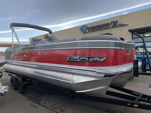 New Tahoe 2585 Cascade Platinum Quad Lounger2585 Cascade Platinum Quad Lounger Pontoon Boat For Sale