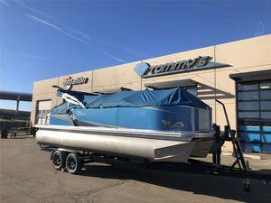 New Tahoe 2485 LTZ Quad Lounger2485 LTZ Quad Lounger Pontoon Boat For Sale
