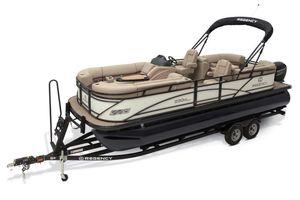 New Regency 230 DL3230 DL3 Pontoon Boat For Sale