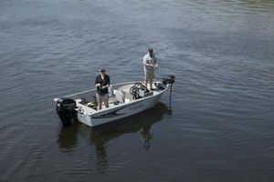 New Smoker Craft ANGLER 16SCANGLER 16SC Freshwater Fishing Boat For Sale