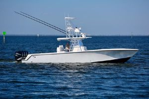 Used Seavee 390Z Saltwater Fishing Boat For Sale