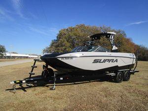 Used Supra SL 450SL 450 Ski and Wakeboard Boat For Sale