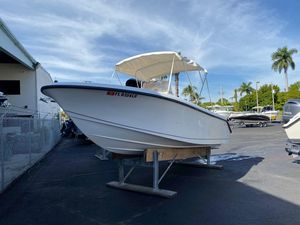 Used Mako 192 Center Console192 Center Console Saltwater Fishing Boat For Sale
