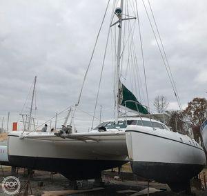 Used Wildcat 350 Wildcat Catamaran Sailboat For Sale