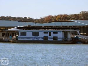 Used Lakeview 16' x 64' Houseboat House Boat For Sale