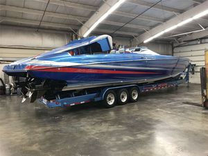 Used Nor-Tech 50005000 High Performance Boat For Sale