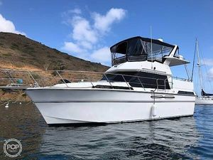 Used President 35 Double Cabin Aft Cabin Boat For Sale