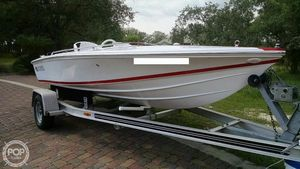 Used Donzi Sweet 16 High Performance Boat For Sale