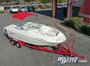 Used Stingray 220DR220DR Deck Boat For Sale