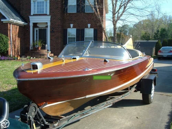Used Chris-Craft 18 Cobra Antique and Classic Boat For Sale