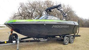 New Moomba Max MoombaMax Moomba Ski and Wakeboard Boat For Sale
