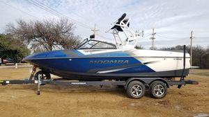 New Moomba Craz MoombaCraz Moomba Ski and Wakeboard Boat For Sale