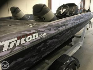Used Triton 19xs Bass Boat For Sale