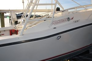 Used Mako 295 with Twin Yamaha 2006 250 HP295 with Twin Yamaha 2006 250 HP Cuddy Cabin Boat For Sale
