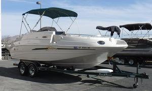 Used Mariah 214 Jubilee214 Jubilee Deck Boat For Sale