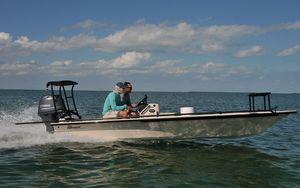 New Maverick 17 HPX-S17 HPX-S Skiff Boat For Sale
