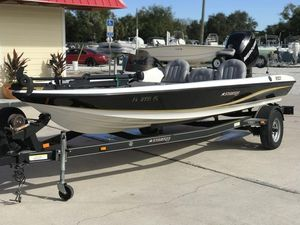 Used Stratos 176XT176XT Bass Boat For Sale