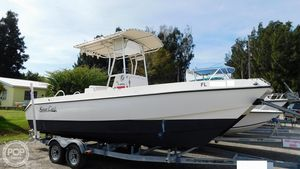 Used Sea Cat 21 Offshore Center Console Fishing Boat For Sale