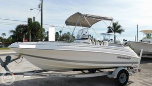 Used Wellcraft 180 Center Console Fishing Boat For Sale