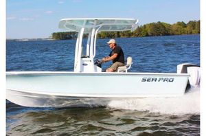 New Sea Pro 228 Bay Series228 Bay Series Bay Boat For Sale